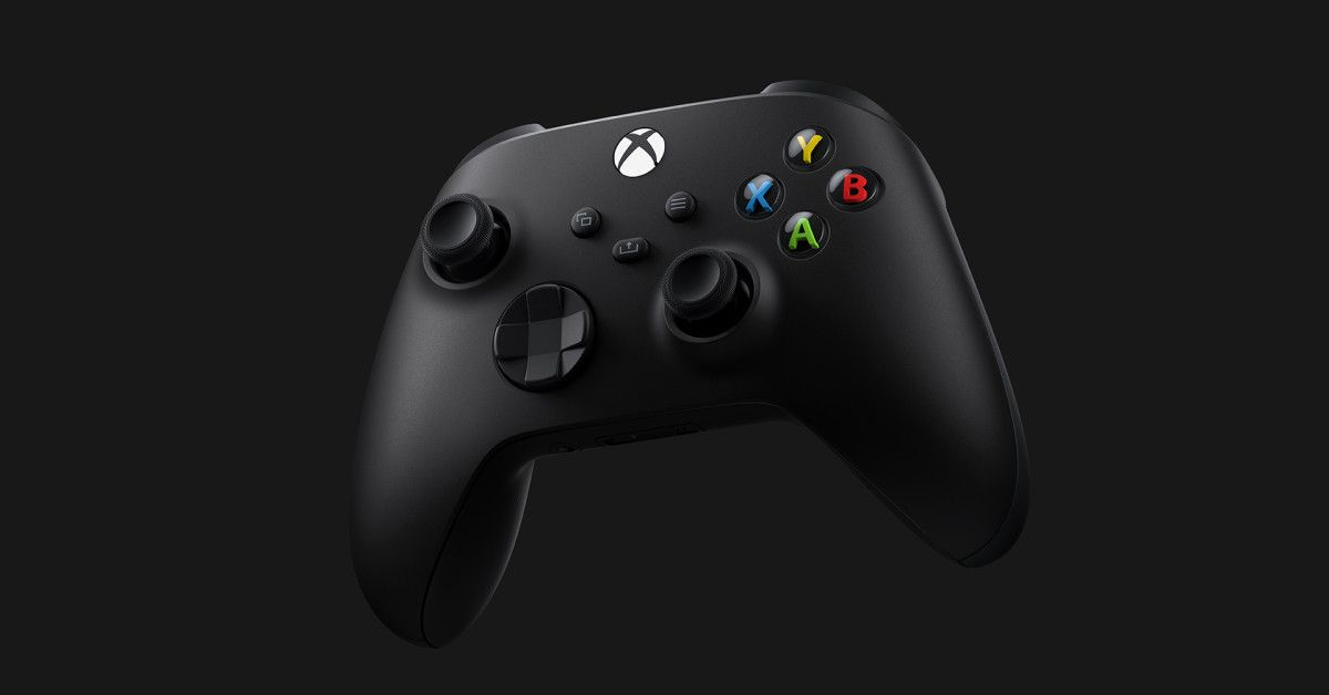 Xbox Series X: New controller detailed by Microsoft