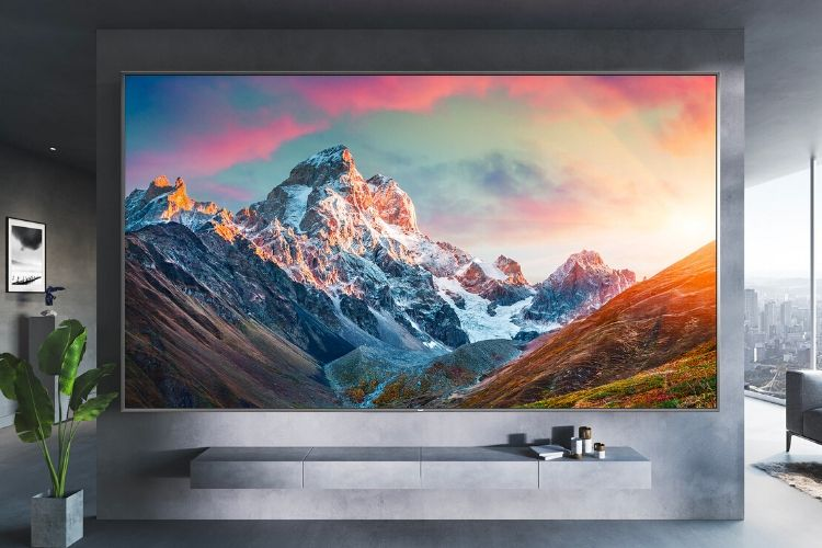 Xiaomi Launches Enormous 98-inch Redmi Smart TV MAX in China