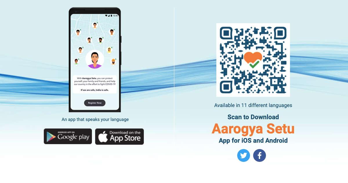 Aarogya Setu app to come pre-installed on new phones, registration will be mandatory: report
