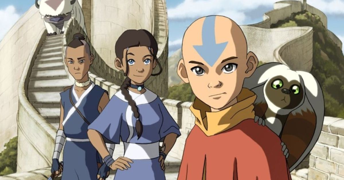 All three seasons of Avatar: The Last Airbender will hit Netflix in May