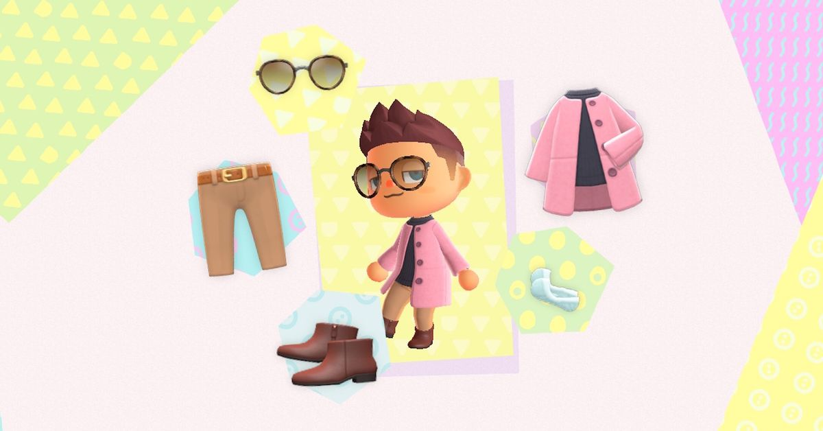 Animal Crossing: New Horizons' fashion is unrivaled