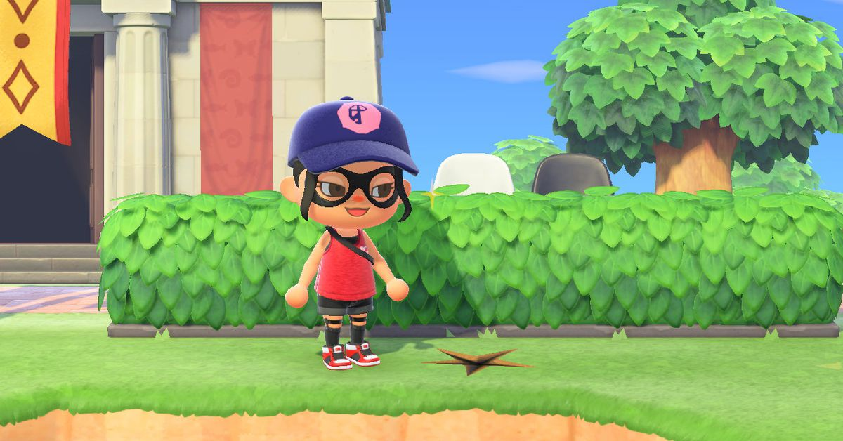 Animal Crossing: New Horizons Nature Day event guide, how to unlock hedges