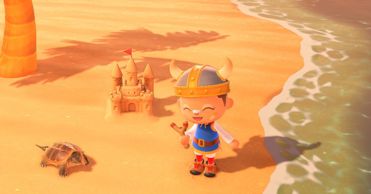 Animal Crossing: New Horizons (Switch) got three patches in a week