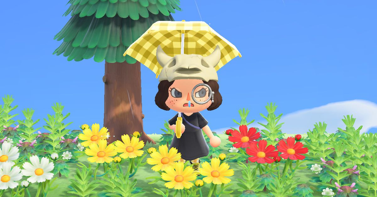 Animal Crossing: New Horizons: Weed removal service details