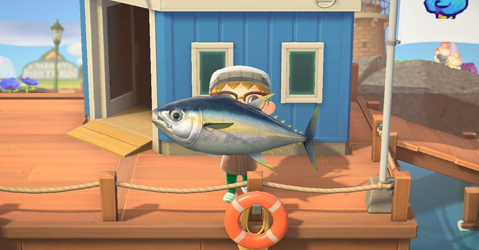 Animal Crossing: New Horizons bugs and fish leaving at the end of April