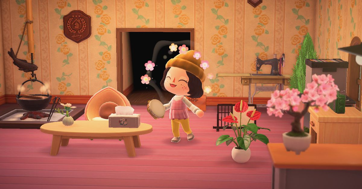 Animal Crossing: New Horizons has so many delightful, small details
