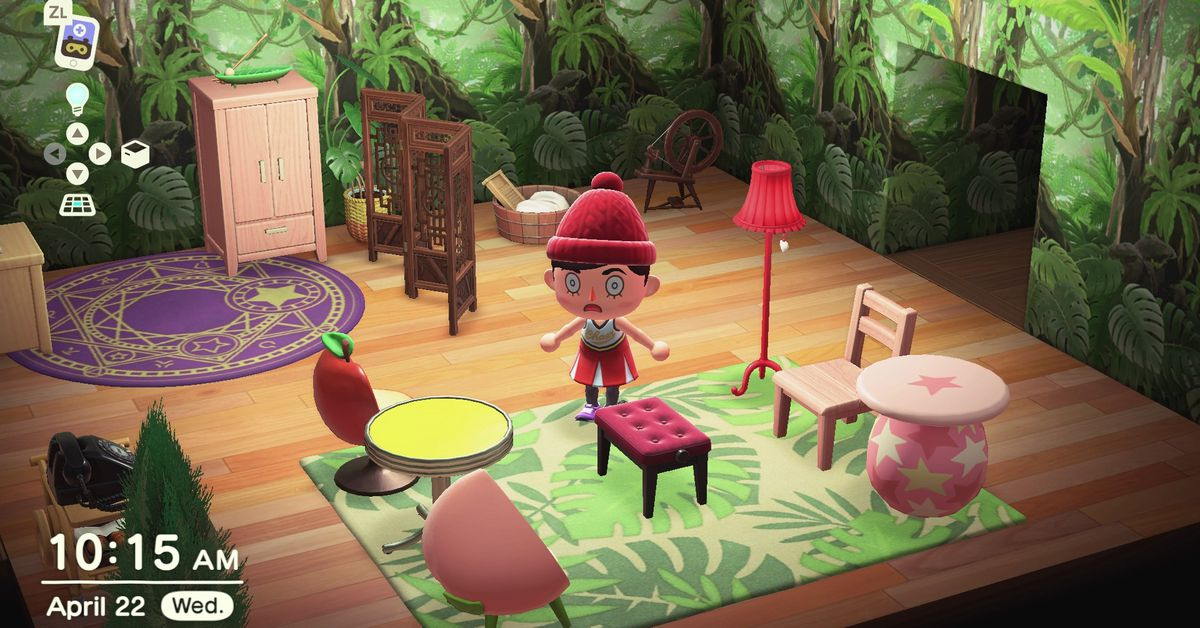 Animal Crossing: New Horizons Home Design Suggestions