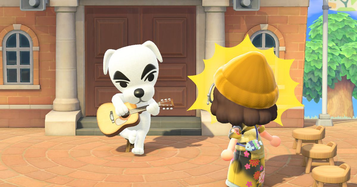 Animal Crossing: New Horizons investigation: Why is K.K. Slider fully nude?