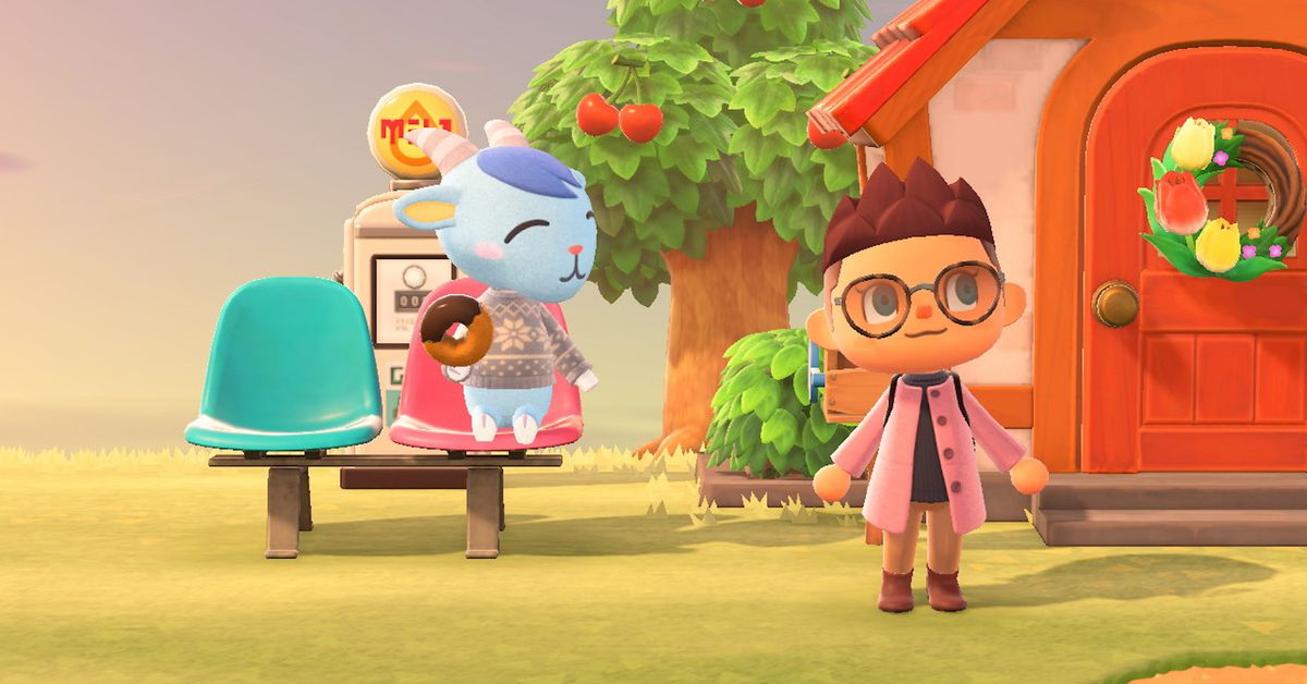 Animal Crossing: New Horizons nerfs eggs rates for Bunny Day