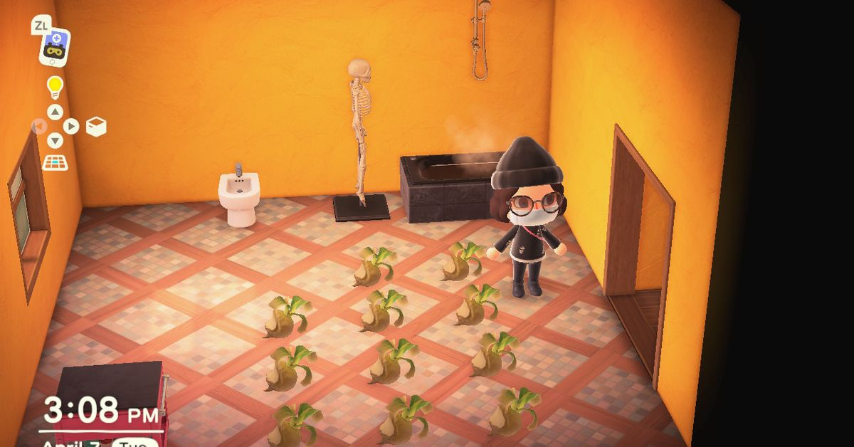 Animal Crossing: New Horizons will spoil turnips if you time travel