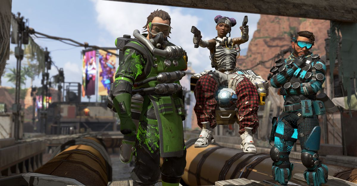 Apex Legends' Battle Armor Event will let players start games with armor and a gun