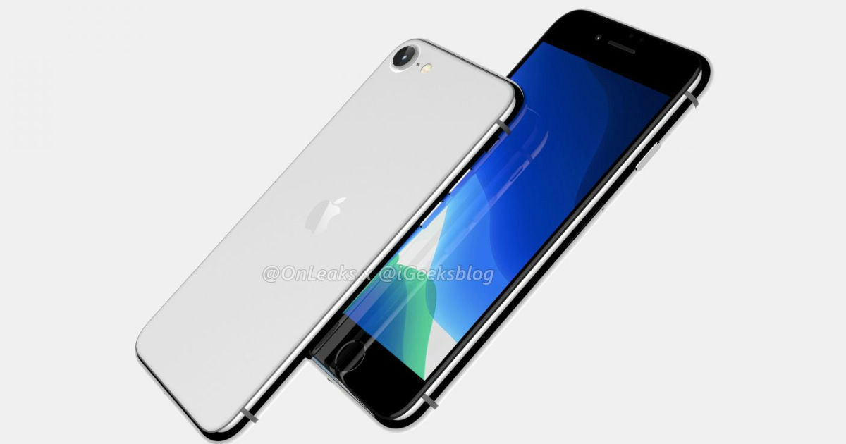 Apple iPhone 9:SE 2020