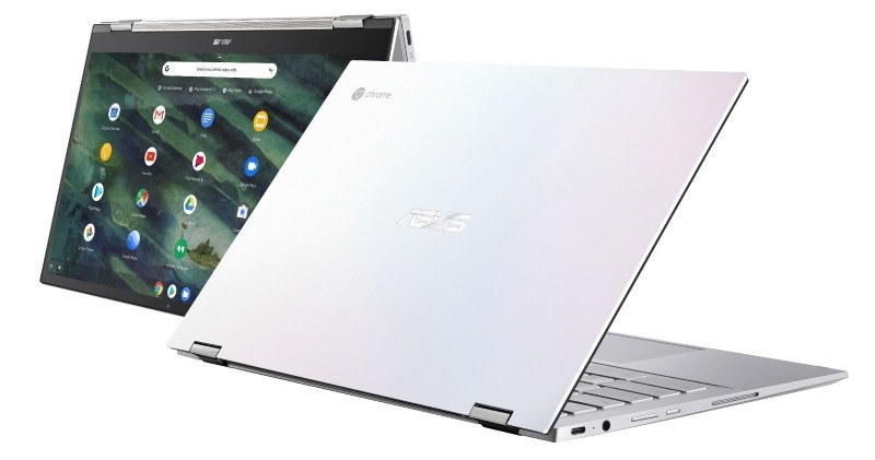Asus unveils Chromebook Flip C436 convertible based on Project Athena