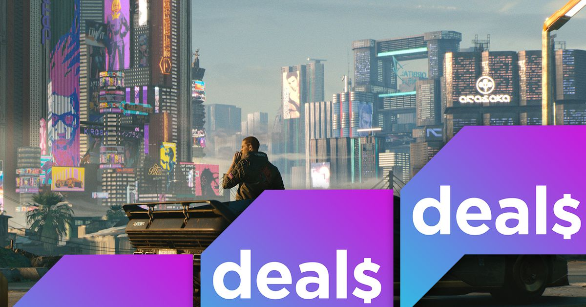 Best gaming deals: Cyberpunk 2077 pre-orders, Nintendo Switch controllers
