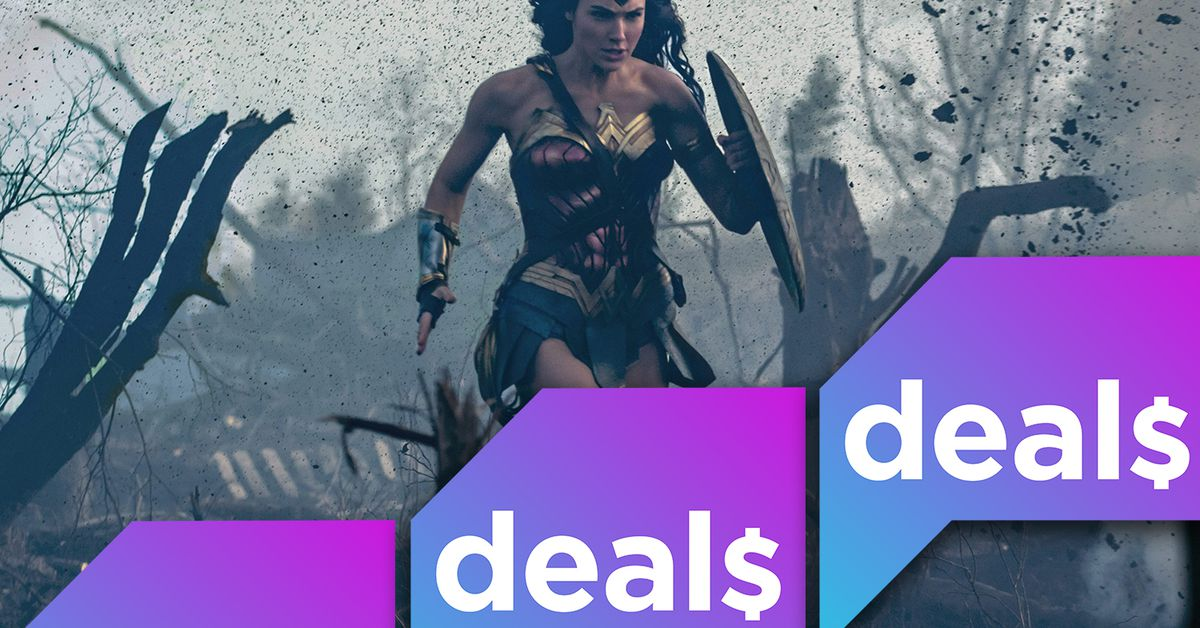 Best gaming deals: Nintendo Switch bundles, 4K Blu-rays, PC games