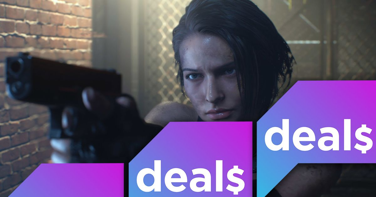 Best gaming deals: Resident Evil 3, Samsung 4K TVs, Xbox One S