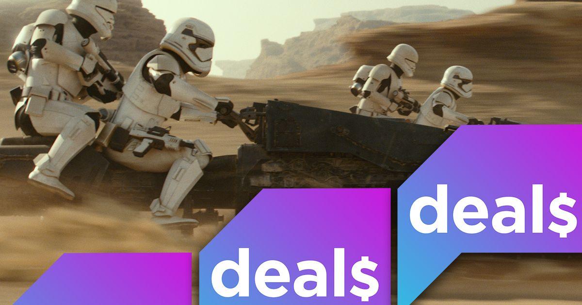 Best gaming deals: Star Wars 4K bundle, Nintendo Switch Lite at Amazon