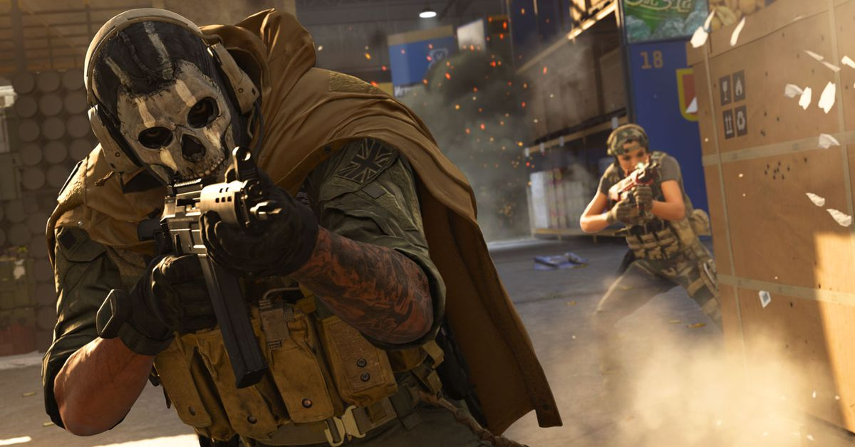 Call of Duty: Warzone's three player mode is shotguns and snipers only