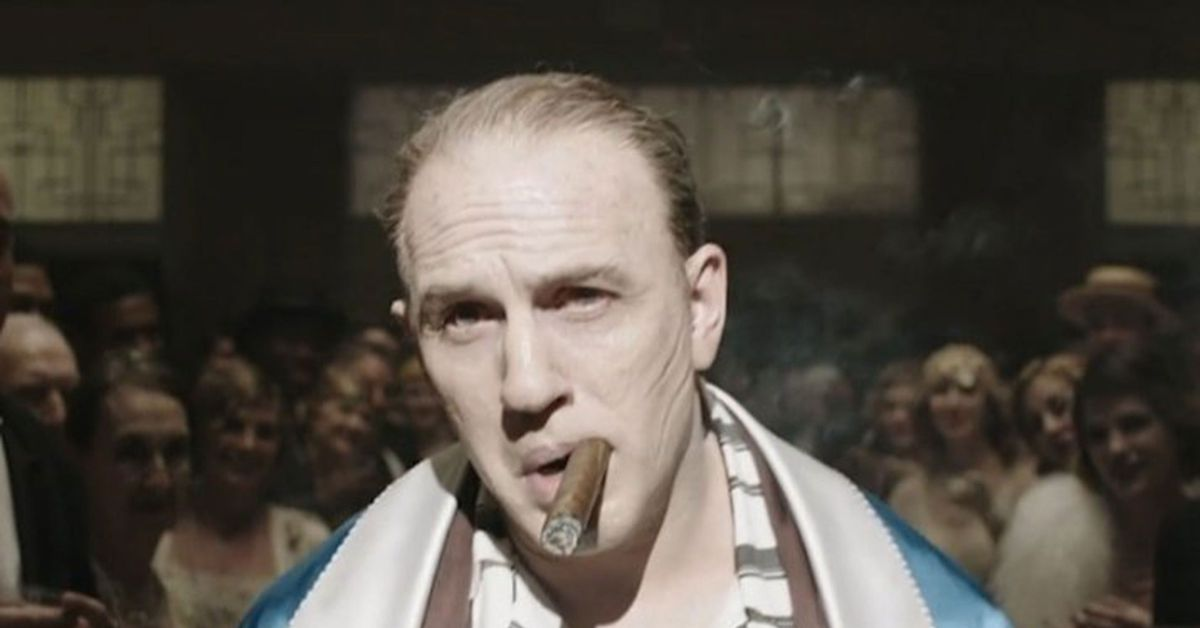 Capone trailer: Tom Hardy transforms into the wild gangster