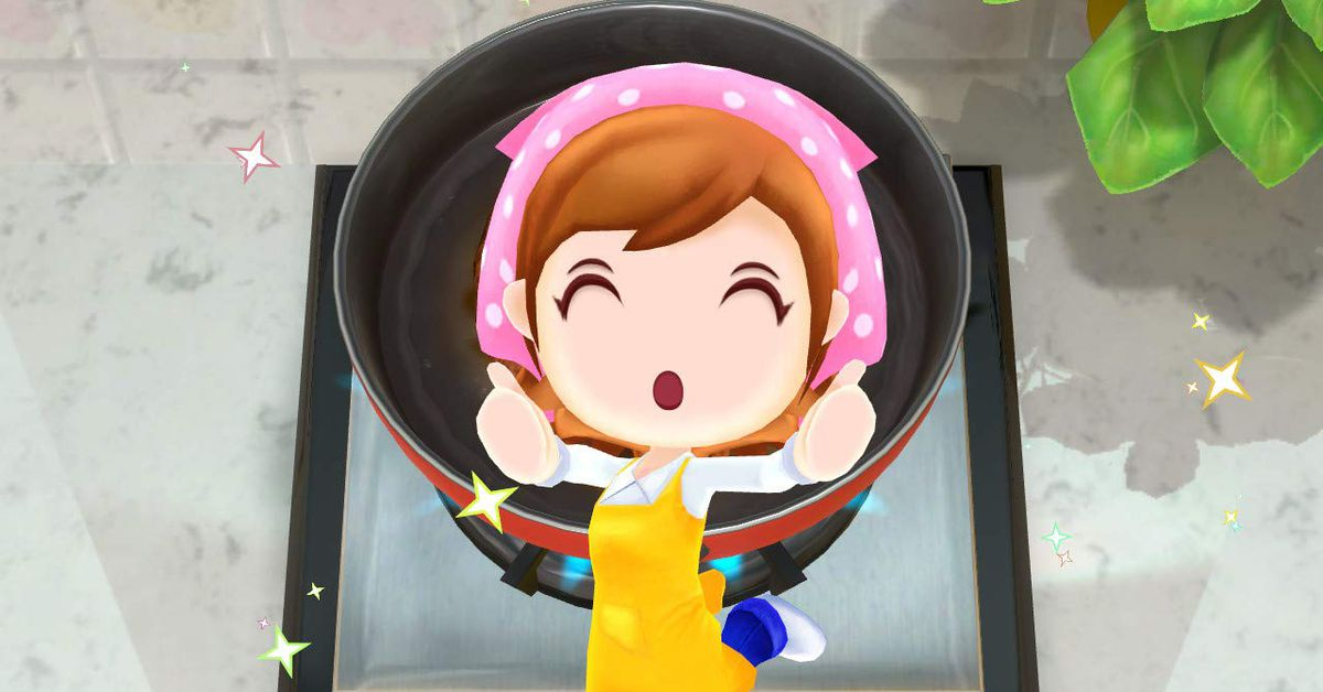 Cooking Mama: Cookstar review: so bad it never should've been released
