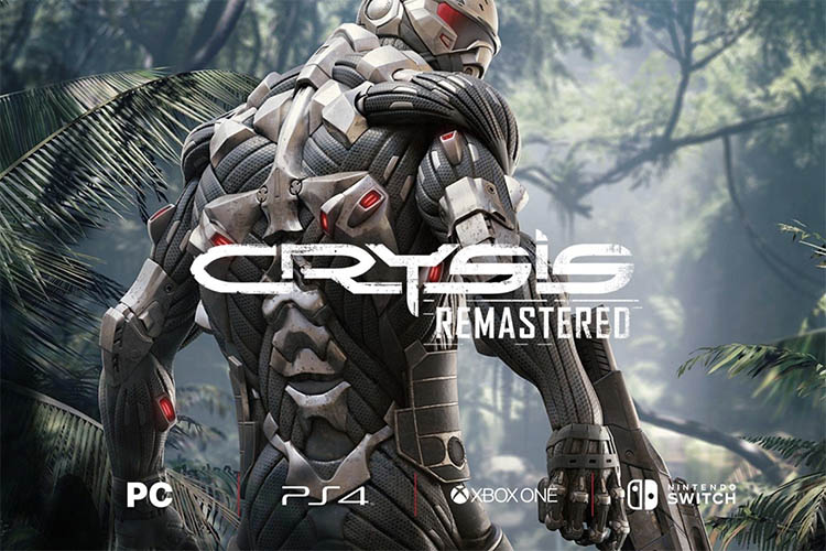 Crysis Is Being Remastered with Ray-Tracing, High-res Textures