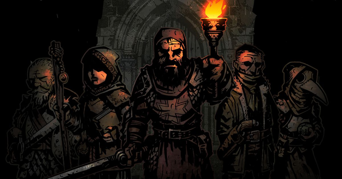 Darkest Dungeon developers were serious on April Fools' Day, multiplayer DLC is coming
