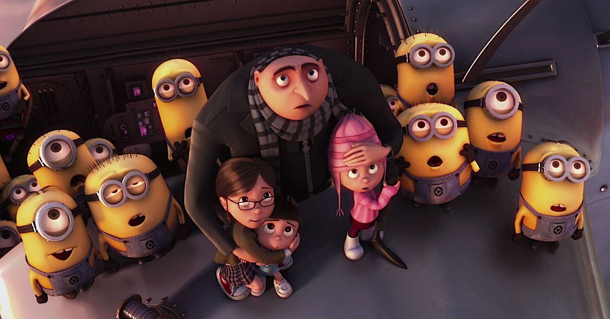 Despicable Me ends Tiger King's three-week championship on Netflix's top 10 list