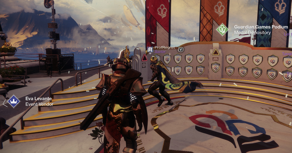 Destiny 2: Get the Heir Apparent Exotic for Guardian Games 2020 guide