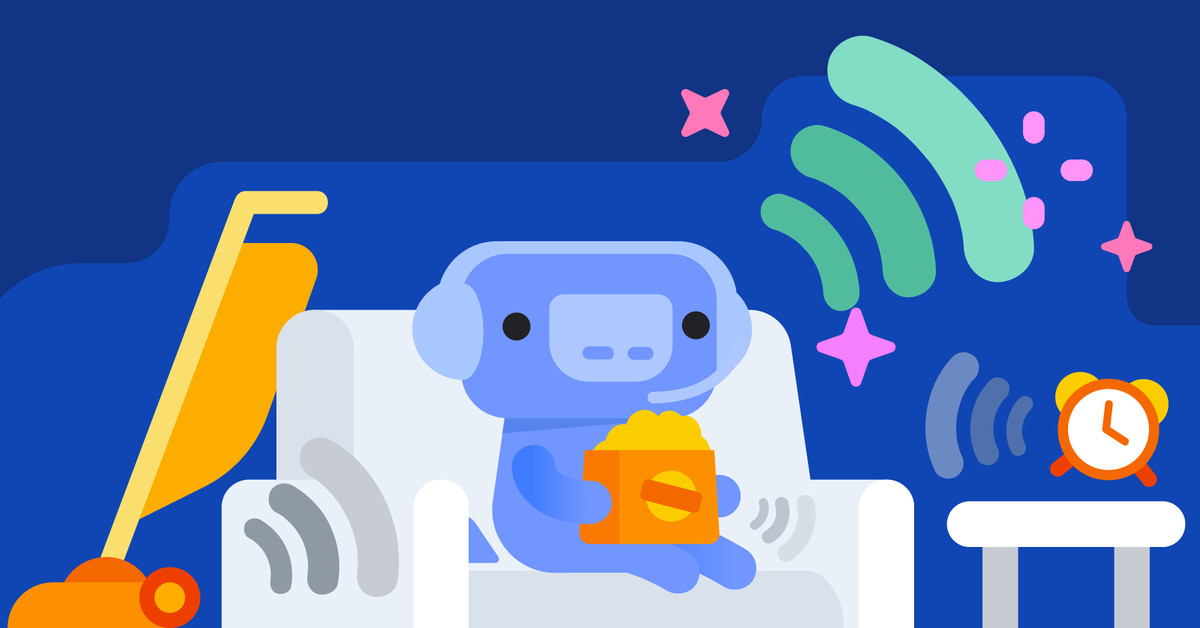 Discord delivers background noise-canceler as popularity surges