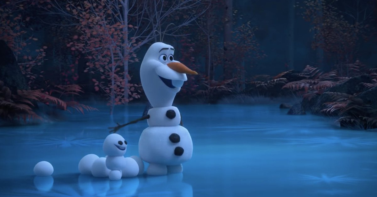 Disney's home-produced Frozen spin-off series, At Home with Olaf, is a delight