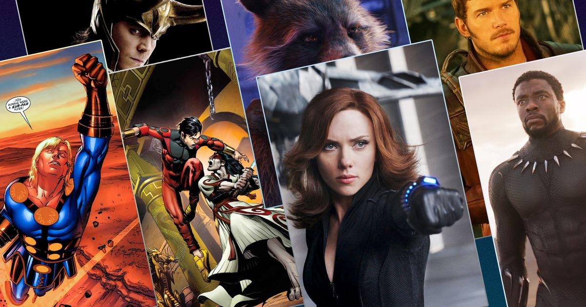 Every new Marvel movie and TV show set to be released in 2020 & beyond