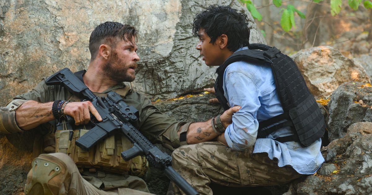 Extraction review: Netflix thriller overloads Hemsworth's charm with action