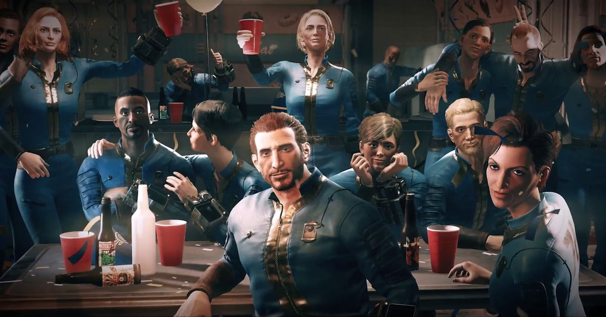 Fallout 76 fans are ignoring review bombs, laying out the welcome mat