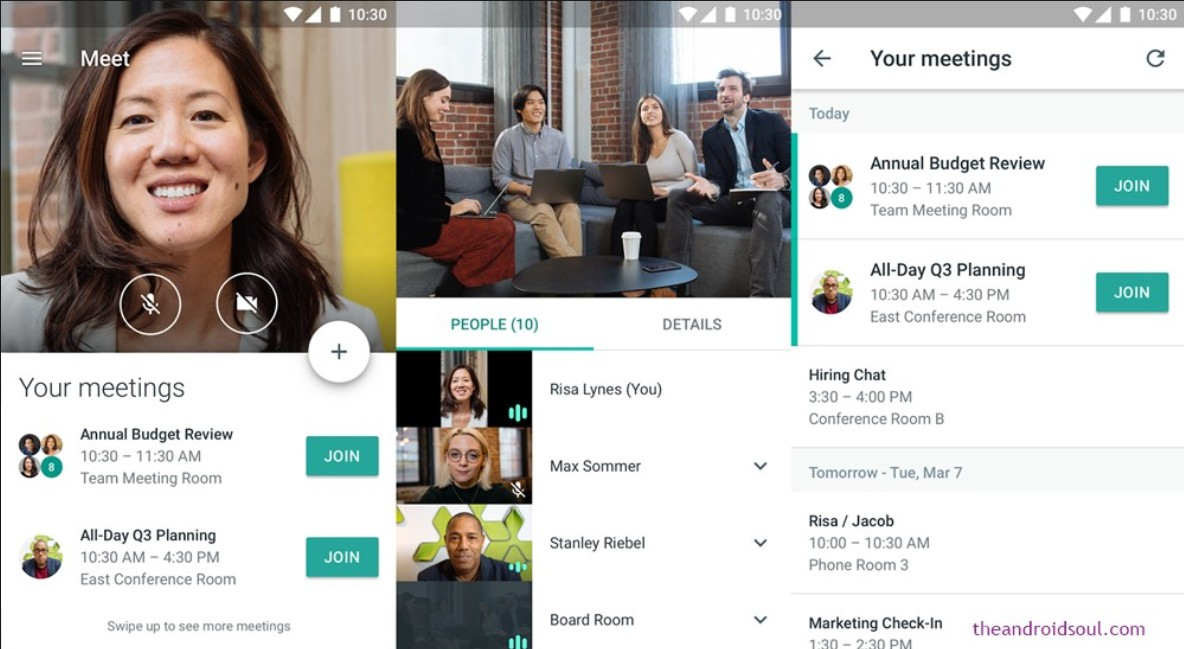 Hangouts Meet is Google Meet and Hangouts Chat is Google Chat from now onwards