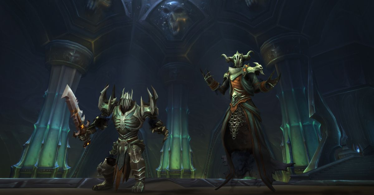 Here's how World of Warcraft: Shadowlands' Torghast dungeon works