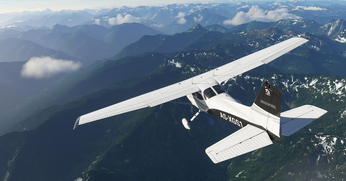Here's how multiplayer works in Microsoft Flight Simulator
