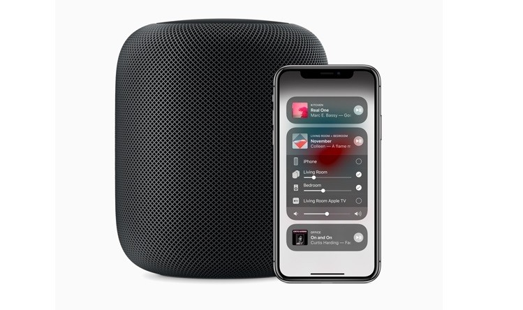 HomePod OS is now based on tvOS instead of iOS