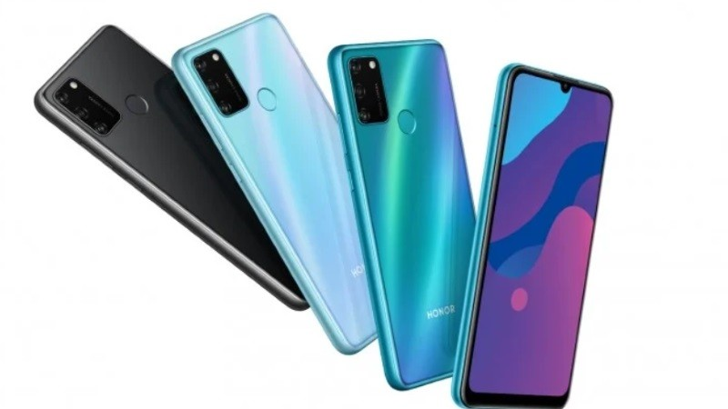 Honor 9S, Honor 9C, Honor 9A budget smartphones unveiled in Russia