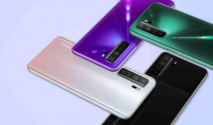 Huawei Nova 7 Pro, Nova 7, Nova 7 SE official with 5G, 64MP cameras