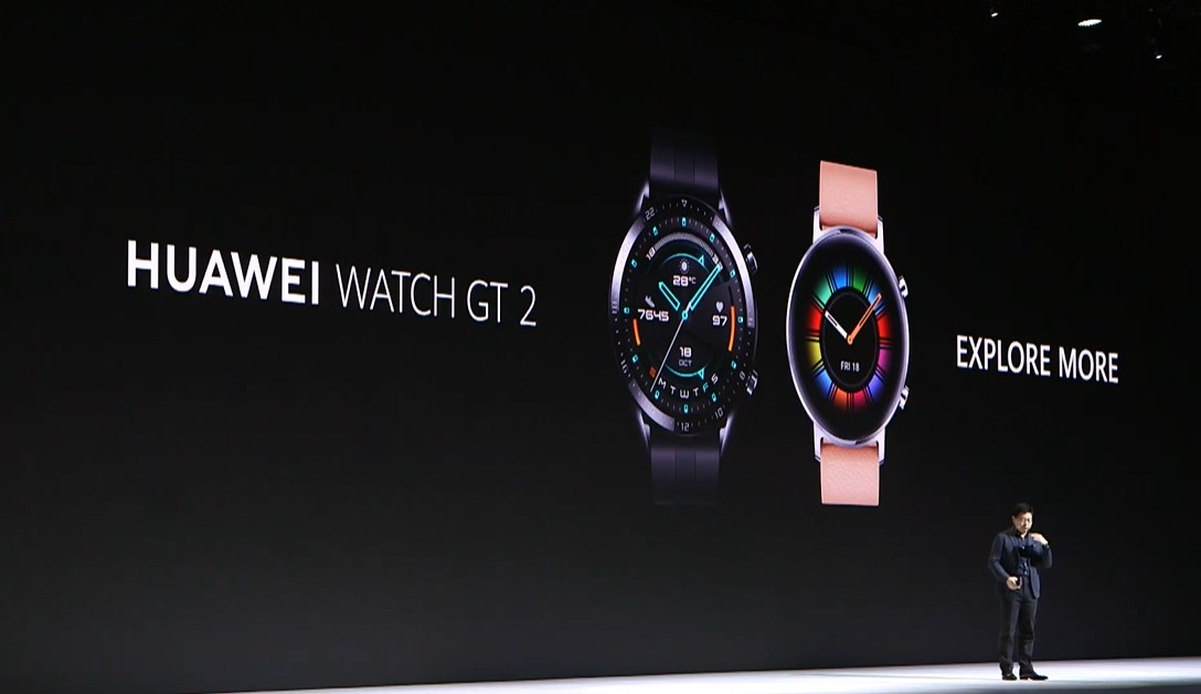 Huawei Watch GT2 gets SpO2 monitoring with the new update