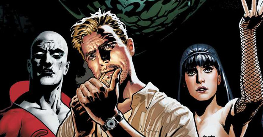 J.J. Abrams & HBO Max to make Justice League Dark show, Shining spinoff