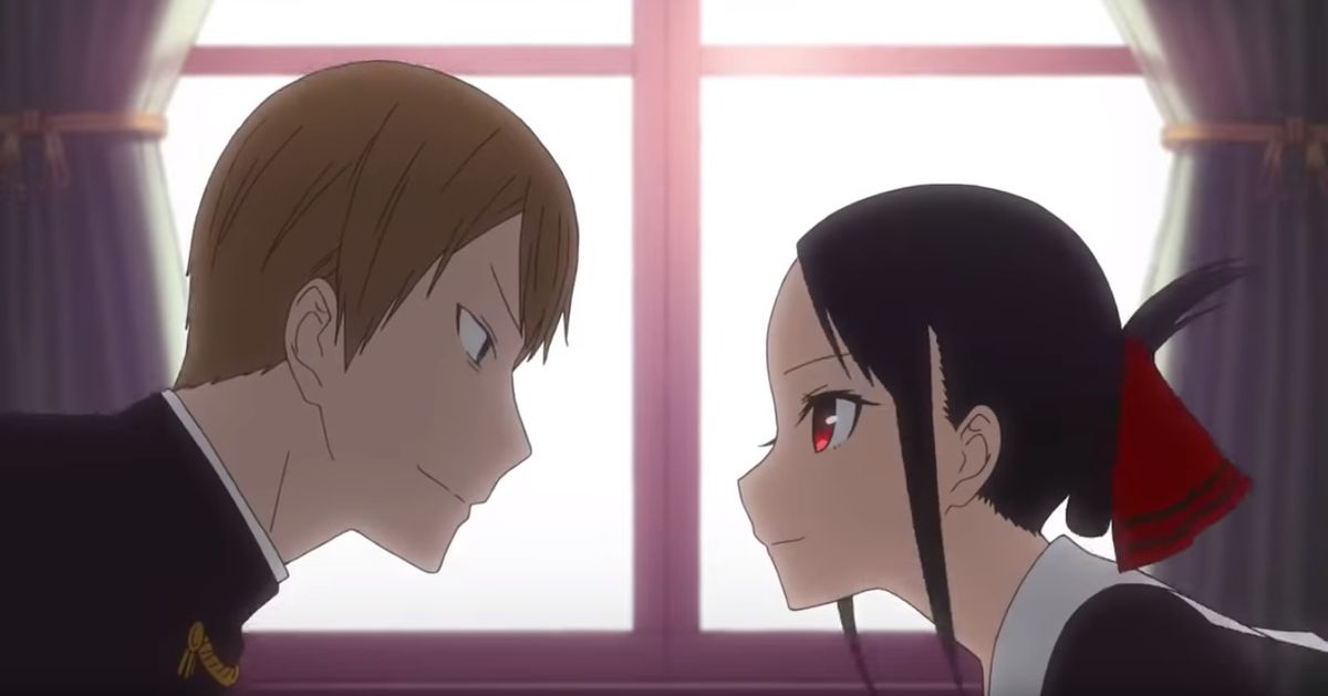 Kaguya-Sama: Love Is War season 2 gets an April release date
