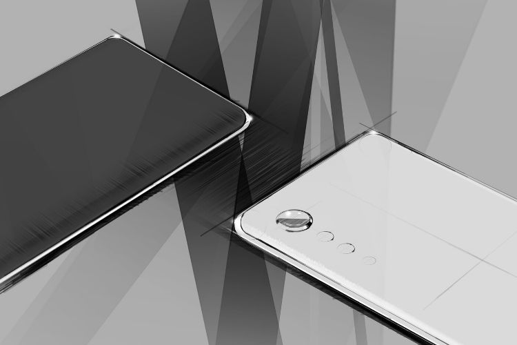 LG Teases Upcoming Smartphone Design with Raindrop Camera Array