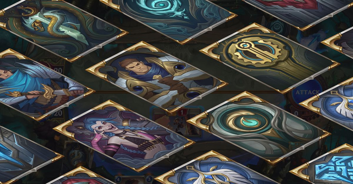 Legends of Runeterra gets new card set, leaves beta this week