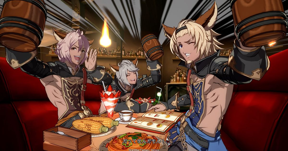 Lowain's Yyggdrasil from Granblue Fantasy Versus is fairer than you think