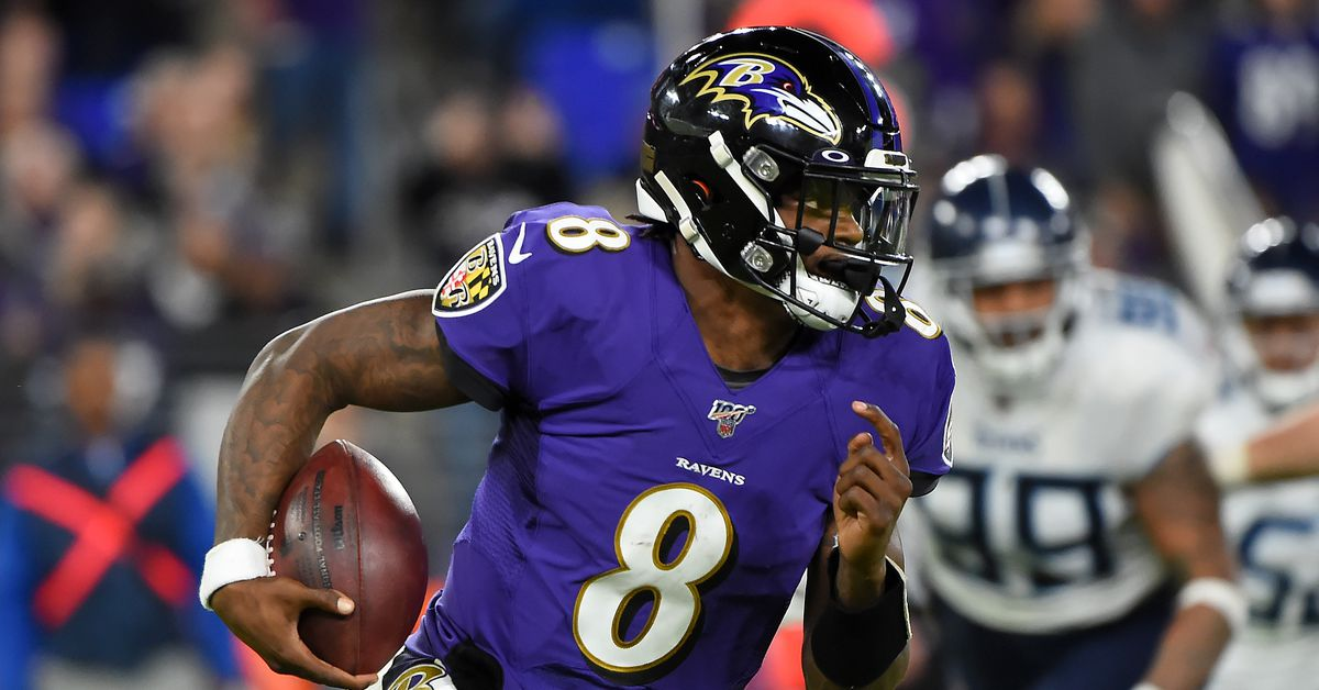 Madden NFL 21 cover athlete is Lamar Jackson