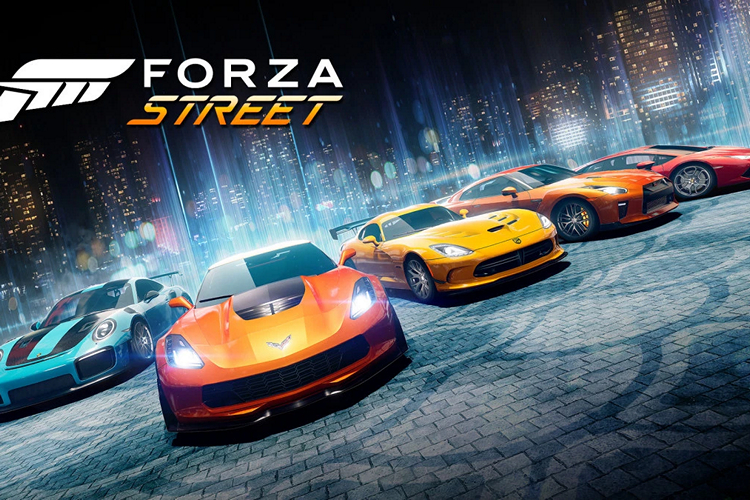 Microsoft's Forza Street to Hit Android and iOS on May 5