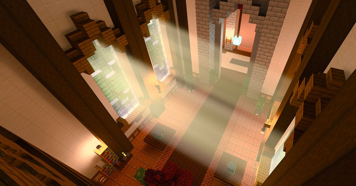 Minecraft RTX beta: a look into gaming's beautifully surreal future