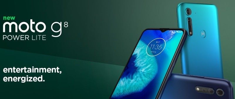 Moto G8 Power Lite goes official with triple cameras, 5000mAh battery