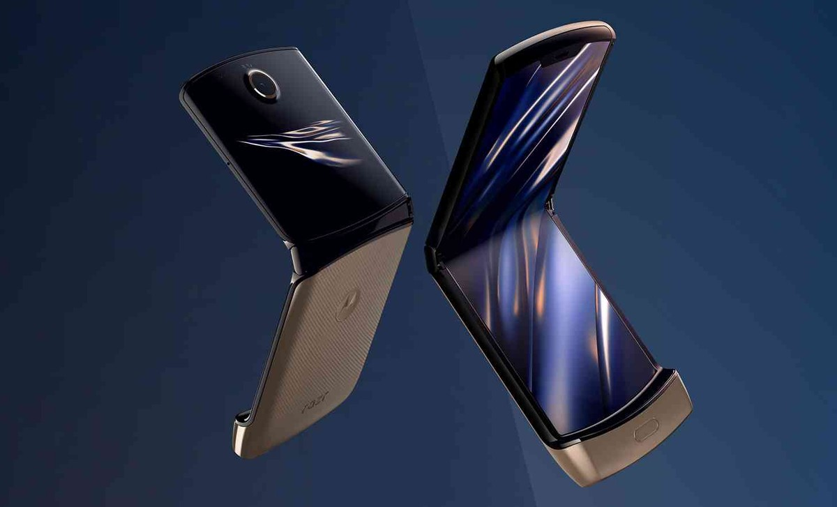 Motorola Razr now comes in attractive Blush Gold as well but with same unattractive price tag